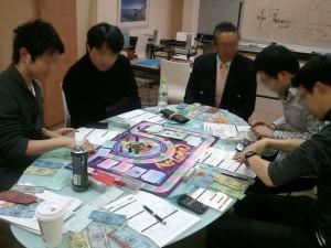 2/4日キャッシュフローゲーム会