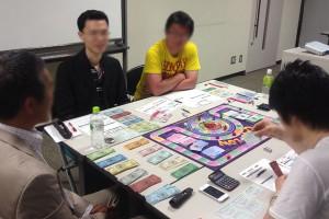 20120526_新宿キャッシュフローゲーム会、盛り上がりました!