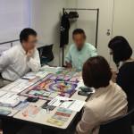 20120602_新宿BIZゲーム会の様子