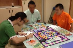 20120714金持ち父さんゲーム会の様子